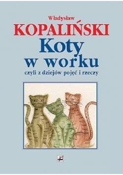 Koty w worku czyli z dziejów pojęć i rzeczy w.2013