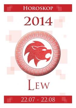 Lew Horoskop 2014