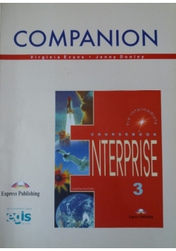 Companion. Coursebook Enterprise 3