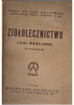 Ziołolecznictwo i leki roślinne, 1946 r.