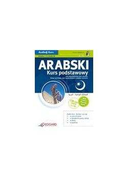 Arabski. Kurs podstawowy + 2CD EDGARD