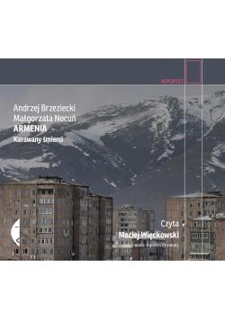 Armenia. Karawany śmierci. Audiobook