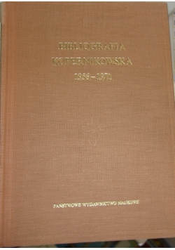 Bibliografia kopernikowska 1956-1971