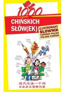1000 chińskich słów(ek).Ilustrowany słownik...