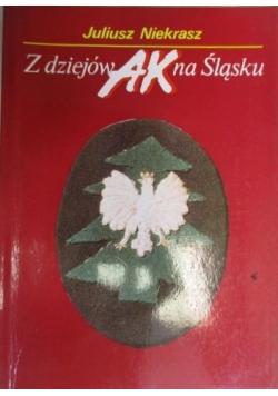 Z dziejów AK na Śląsku