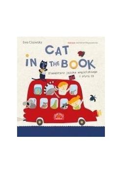 Cat in the Book Elementarz języka angielskiego +CD