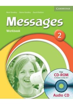 Messages 2 Workbook +CD