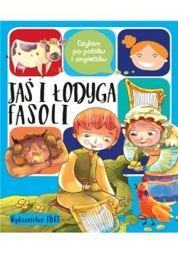 Czytam po polsku i ang. Jaś i łodyga fasoli