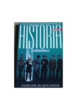 Historia średniowiecza. Podręcznik dla szkoły średniej
