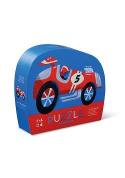 Puzzle 12 elementów samochód wyścigowy