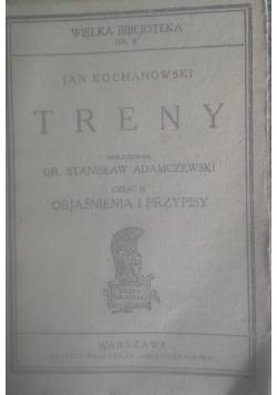 Treny,  1926 r.