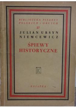 Śpiewy historyczne, 1948 r.