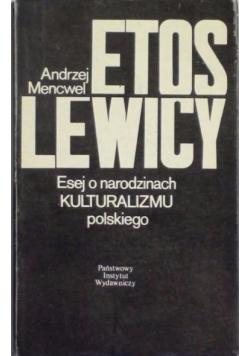 Etos lewicy