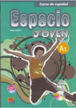 Espacio Joven A1 podręcznik + CD