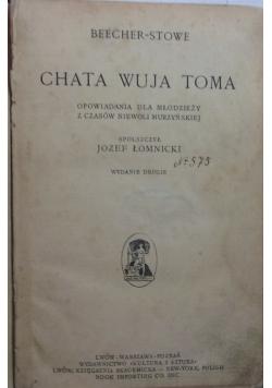 Chata wuja Toma, 1912 r.