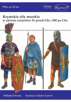 Rzymskie siły morskie w okresie cesarstwa