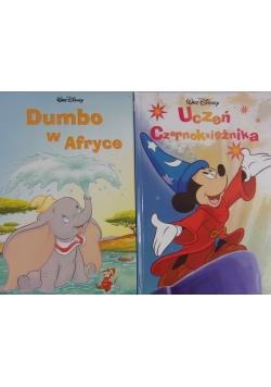 Dumbo w Afryce/ Uczeń Czarnoksiężnika