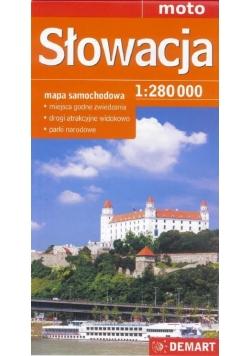 See it Słowacja 1:280 000 mapa samochodowa