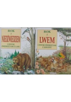 Rok z Lwem / Rok z niedźwiedziem