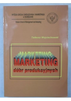 Marketing dóbr produkcyjnych
