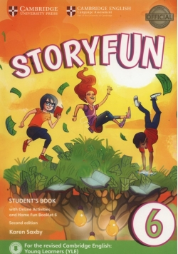 Storyfun 6 Student's Book +Home Fun + Online
