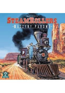 Steam Rollers Maszyny parowe