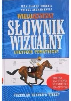 Wielojęzyczny słownik wizualny. Leksykon tematyczny.