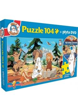 Był sobie człowiek - puzzle+DVD