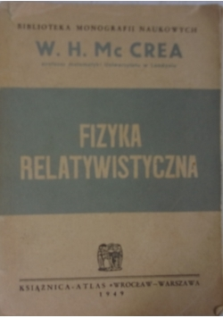Fizyka relatywistyczna, 1949 r.