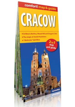 Cracow comfort! map&guide