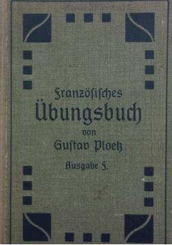 UBUNGSBUCH, 1911r.