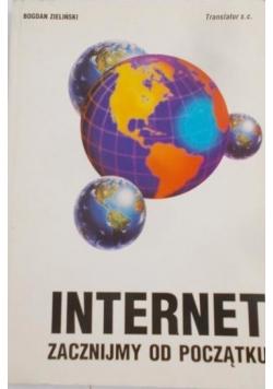 Internet zacznijmy od początku