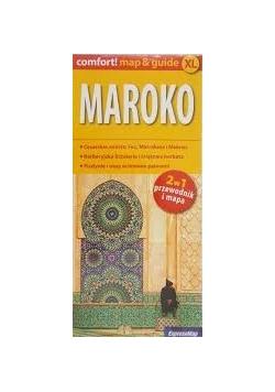 Maroko 2w1 Przewodnik+mapa, ExpressMap