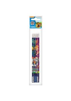 Ołówek z gumką Psi Patrol 4el