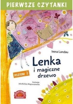 Pierwsze czytanki. Lenka i magiczne drzewo cz.3