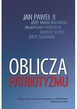 Oblicza patriotyzmu