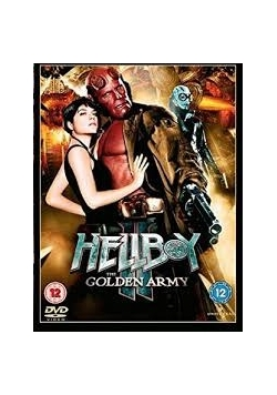 Hellboy, The Golden Army, DVD