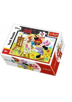 Puzzle 54 mini Jaki to zawód 3 TREFL