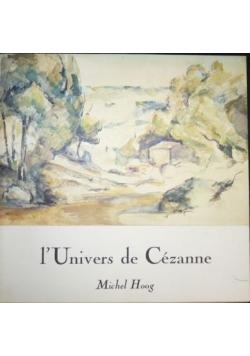 I' Univers de Cezanne