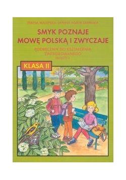Smyk Poznaje Mowę Polską... podr 2/2 ADAM