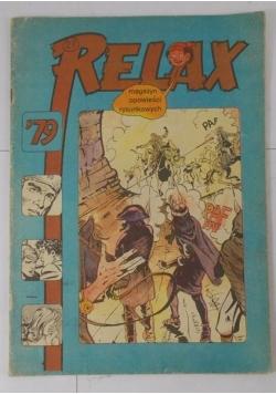 Relax'79. Magazyn opowieści rysunkowych