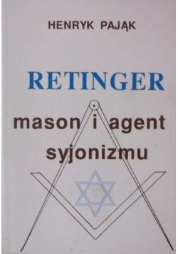 Retinger mason i agent syjonizmu