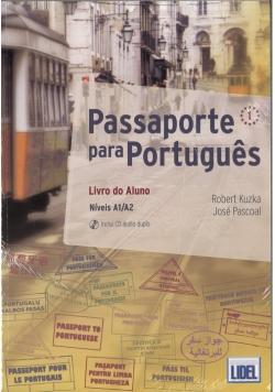 Passaporte para Portugues 1 Podręcznik z ćwiczeniami +CD