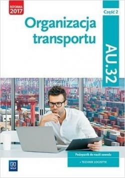 Organizacja transportu Kwal. AU.32. cz.2 WSiP