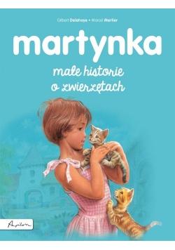 Martynka Małe historie o zwierzętach