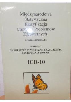 Międzynarodowa Statystyczna Klasyfikacja chorób i problemów Zdrowotnych