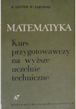 Matematyka kurs przygotowawczy na wyższe uczelnie techniczne