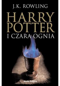 Harry Potter 4 Czara Ognia BR w.2017