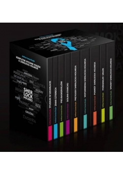 Pakiet: Sherlock Holmes 1-9