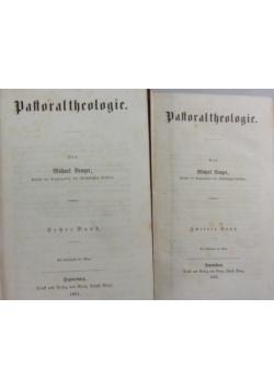 Pastoraltheologie, Tom I-II, 1862/1861 r.